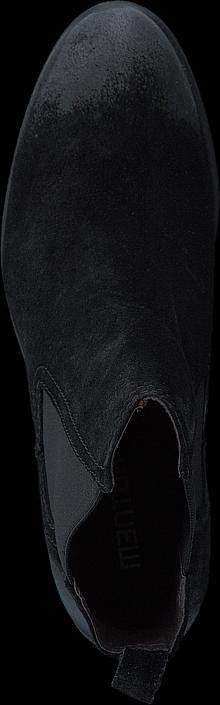 Kjøp Mentor Chelsea Ankle Boot Black Svarte Sko Online