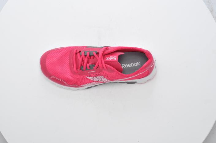 Kjøp Reebok Realflex Run 2.0 Candy Pink/Rivet Grey/White Rosa Sko Online