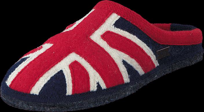 Kjøp Ulle UnionJack Blue,red,white Blå Sko Online