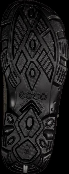 Kjøp Ecco Snowboarder Midcut Quick Faste Black/Titanium/Warm Grey Svarte Sko Online