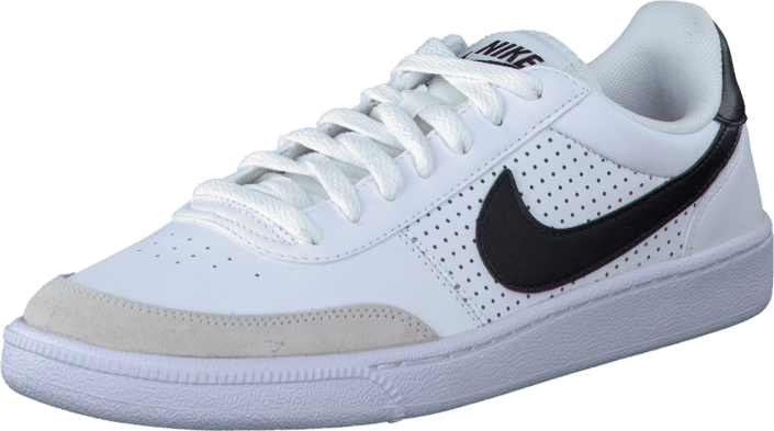 Kjøp Nike Nike Grand Terrace White/Black-Lt Base Grey Hvite Sko Online