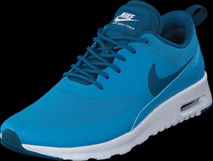 promo code 03945 8d42f Blå Kjøp Blue Abyss LagoonGreen Air Nike Sko Wmns Max Thea Nike 4TzwfP4qR