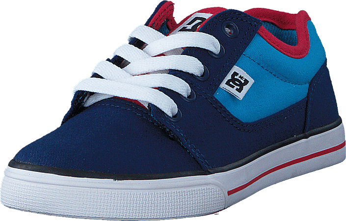 Kjøp DC Shoes Kids Bristol Cnvas Shoe Blå Sko Online