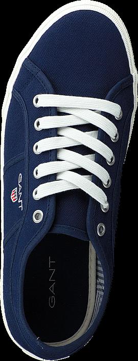 Kjøp Gant Samuel G65 Navy Blue Blå Sko Online
