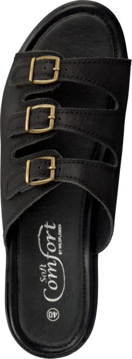 Kjøp Soft Comfort Fredrika Black Svarte Sko Online