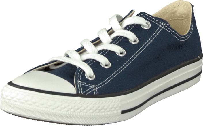 Kjøp Converse All Star Kids Ox Blue Blå Sko Online
