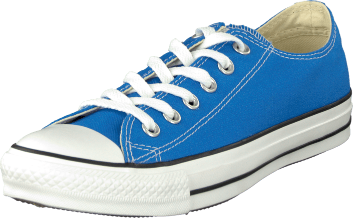 Kjøp Converse Chuck Taylor All Star Ox Seasonal Light Sapphire Blå Sko Online