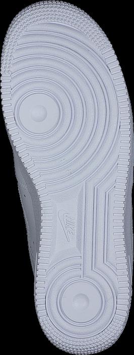 Kjøp Nike Air Force 1 Low White Hvite Sko Online