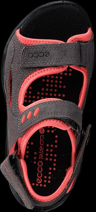 Kjøp Ecco Biom Sandal Warm Grey/ Coral Blush Grå Sko Online