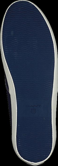 Kjøp Gant New Haven Lace G65 Navy Blue Blå Sko Online
