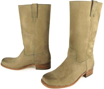Kjøp Sancho Boots Old Crazy Softy Beige Sko Online