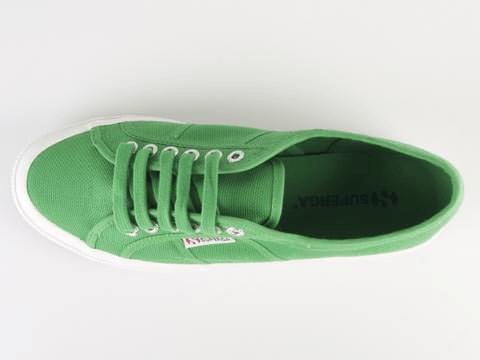 Kjøp Superga Cotu Classic Grønne Sko Online