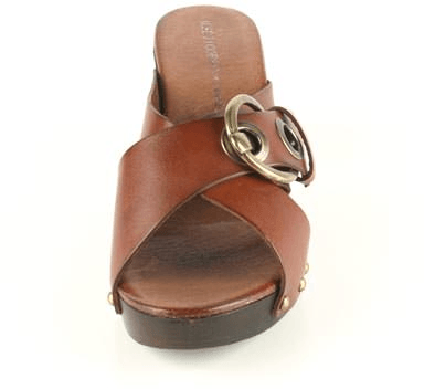 Ilse Jacobsen - Leather Clog