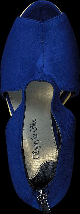Kjøp Sugarfree Shoes Elahe Blå Sko Online