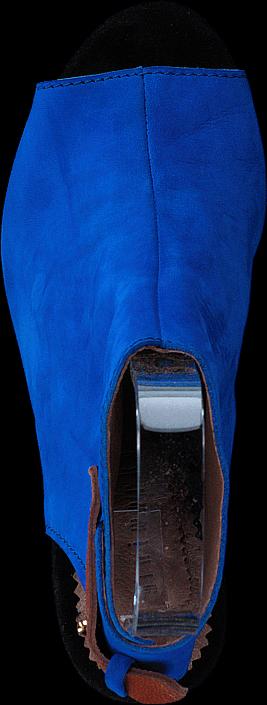 Kjøp Minimarket Wedge Orient Blå Sko Online