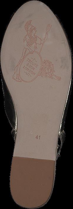 Kjøp F-troupe  Butterfly tassel sandal Beige Sko Online