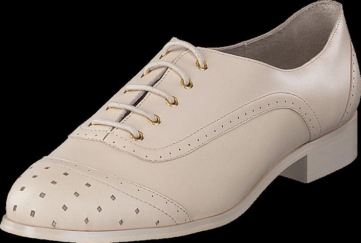 Kjøp Black Secret Fleur Shoe Hvite Sko Online