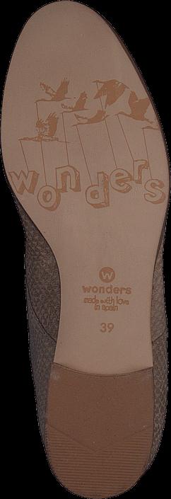 Kjøp Wonders A-1706 Brune Sko Online