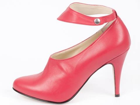 Kjøp Marina Ferranti 4003 Røde Sko Online