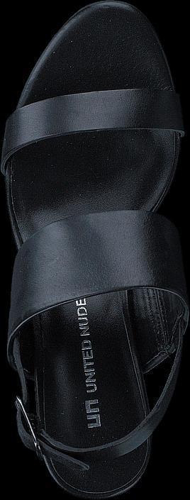 Kjøp United Nude Solid Slingback Mid Blå Sko Online