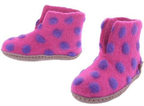 Kjøp Green Comfort Dotted boot Junior Lilla Sko Online