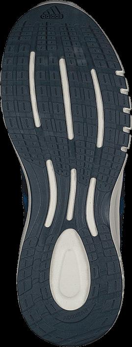 Kjøp adidas Sport Performance Duramo 6 Lea M Blå Sko Online