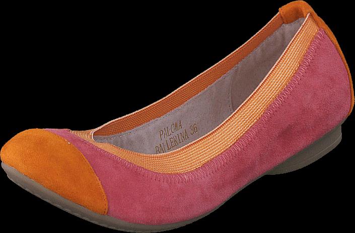 Kjøp Stylesnob Paloma Oransje Sko Online