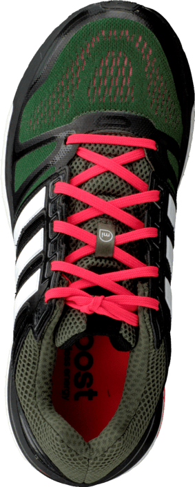 Kjøp adidas Sport Performance Supernova Sequence 7 M Base Green/White/Black Brune Sko Online