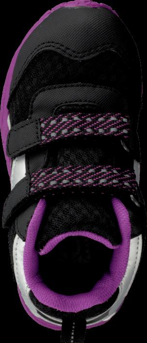 Kjøp Pax Spira Black/Purple Svarte Sko Online
