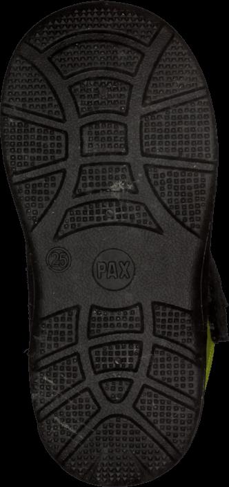 Kjøp Pax Frost Black/Green Gule Sko Online