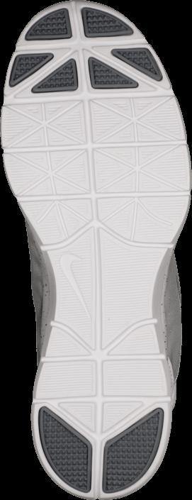 Kjøp Nike Wmns Nike Flex Trainer 4 White/Mgnt Gry-Antrctc-Antrctc Grå Sko Online