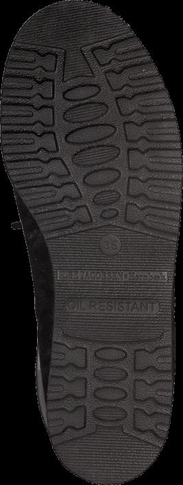 Kjøp Ilse Jacobsen Long Rubber Boot Plum Brune Sko Online