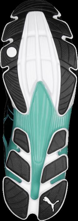 Kjøp Puma Power Trainer Ombre WnS Green/Black Grønne Sko Online