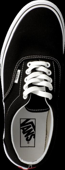 Kjøp Vans U Era Black Black Svarte Sko Online