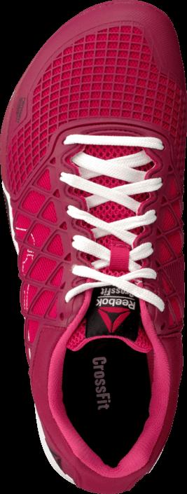 Kjøp Reebok R Crossfit Nano 4.0 Bing Cherry/Blazing Pink Rosa Sko Online