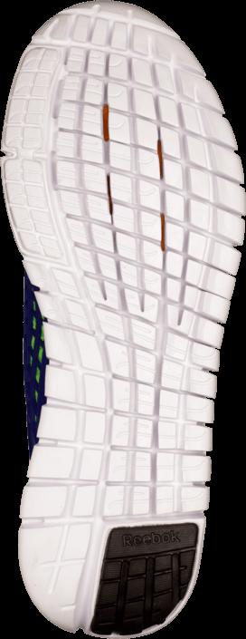 Kjøp Reebok Reebok Zquick Elect Impact Blue/Green/White/Black Blå Sko Online