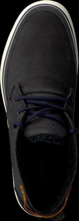 Kjøp Lacoste Clavel 17 Dk Blu Sde Svarte Sko Online