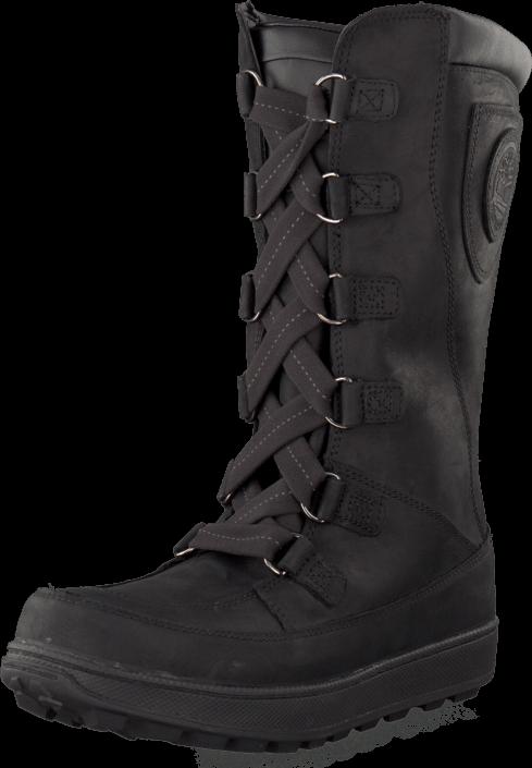 Kjøp Timberland Mklk 8In Black Svarte Sko Online