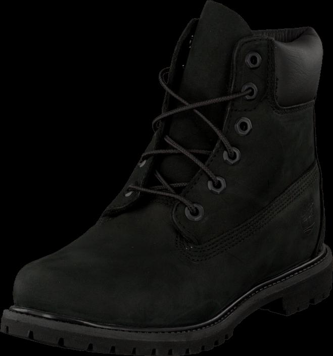 Kjøp Timberland 6in Premium Boot Black Svarte Sko Online