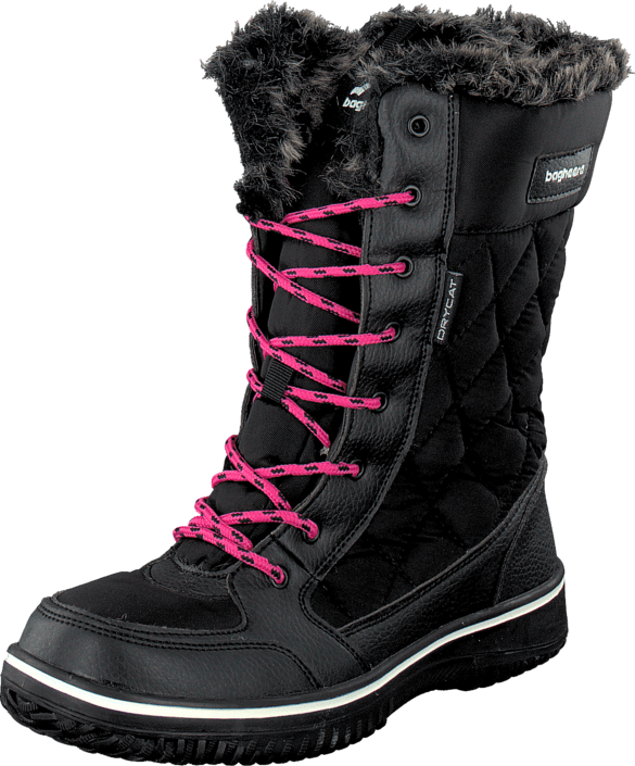 Kjøp Bagheera Frost Black Svarte Sko Online