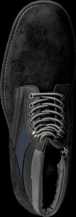 Kjøp G-Star Raw Deport Highland Suede Black Svarte Sko Online