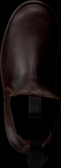 Kjøp PrimeBoots UE5 Low-50 Pull up brown Svarte Sko Online