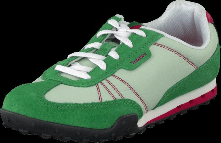 Kjøp Timberland Ek Greeley Low Grønne Sko Online