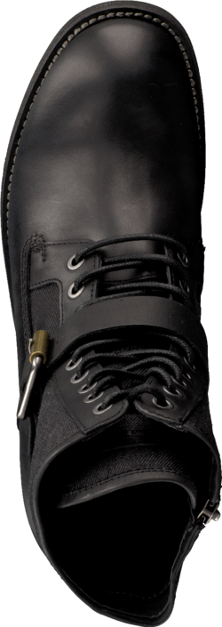 Kjøp G-Star Raw Patton V Trooper Strap Black Svarte Sko Online