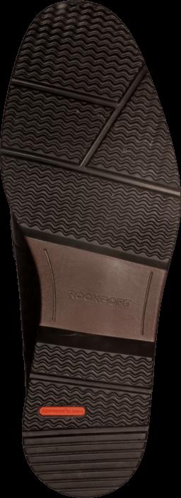 Kjøp Rockport City Smart Plaintoe Black Svarte Sko Online