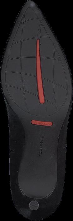 Kjøp Rockport Total Motion 75mm Pointy Toe Black Blå Sko Online