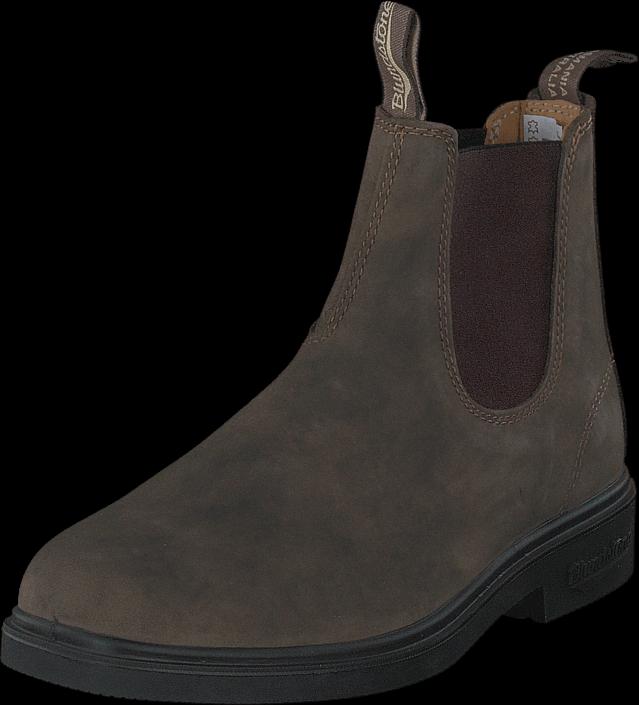 Kjøp Blundstone 1306 Dress Boot Rustic Brown Brune Sko Online