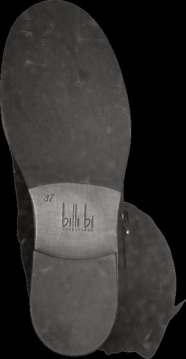Kjøp Billi Bi Black Suede 50 Black Svarte Sko Online