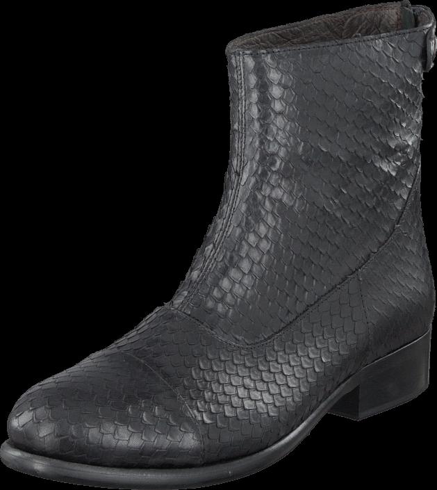 Kjøp Billi Bi Black Missouri Snake 300 T1 Black Grå Sko Online