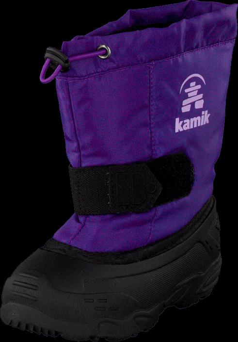Kjøp Kamik Tickle EU Purple Lilla Sko Online